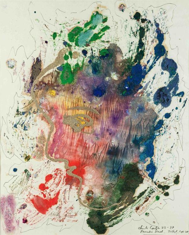 Christo Coetzee; Romantic Head
