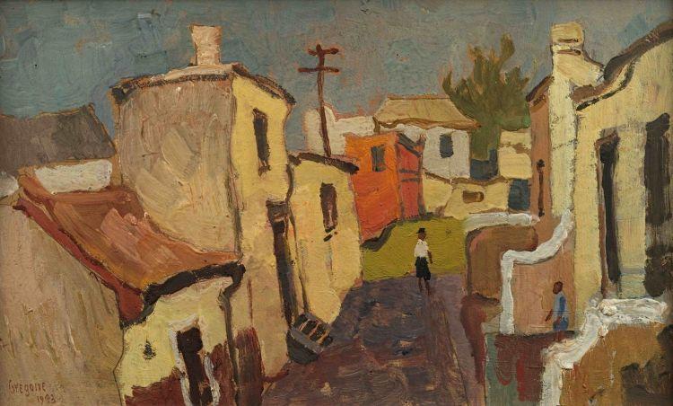 Gregoire Boonzaier; Bo-Kaap