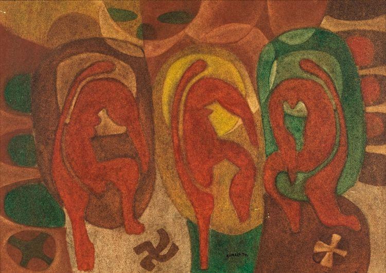 Sydney Kumalo; Three Figures