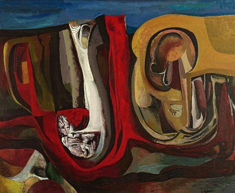 Cecil Skotnes; Metaphysical Landscape