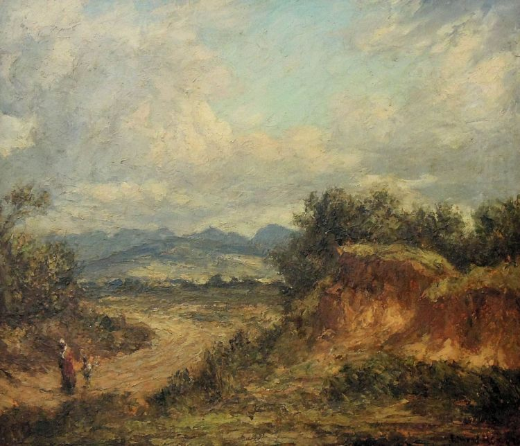 Edward Roworth; The Wayfarers