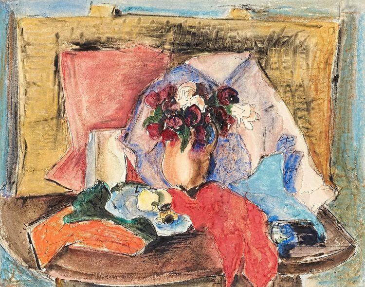 Maud Sumner; Flowers, Fruit and Fabric