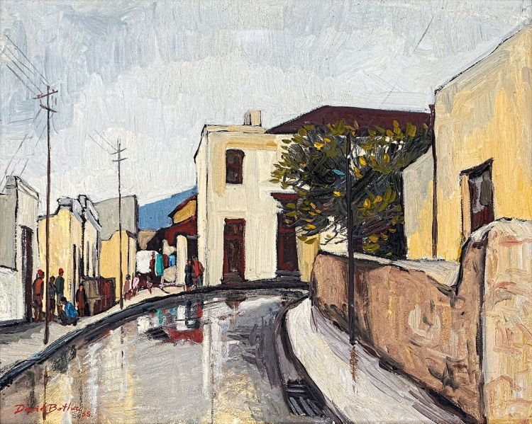 David Botha; Rainy Street