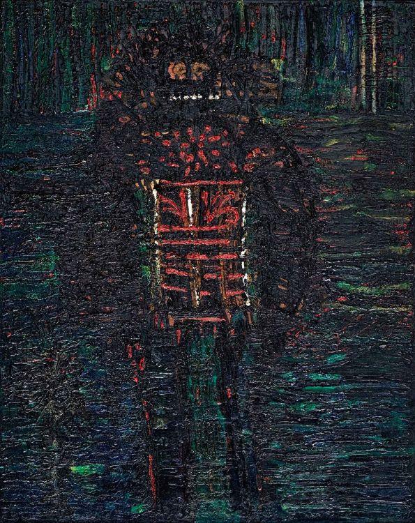 Robert Hodgins; Hidden Man