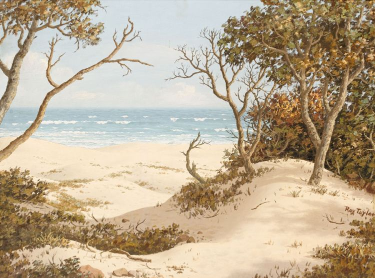 Roy Taylor; Beach View