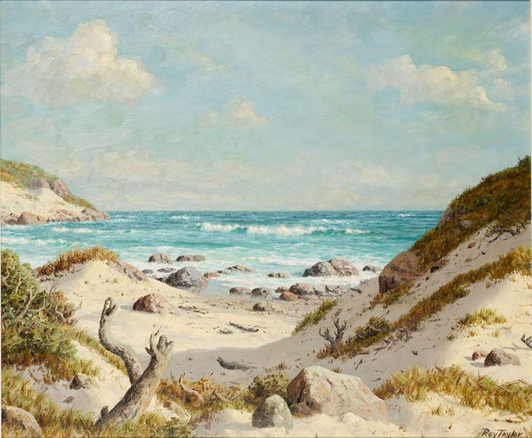 Roy Taylor; Beach Dunes