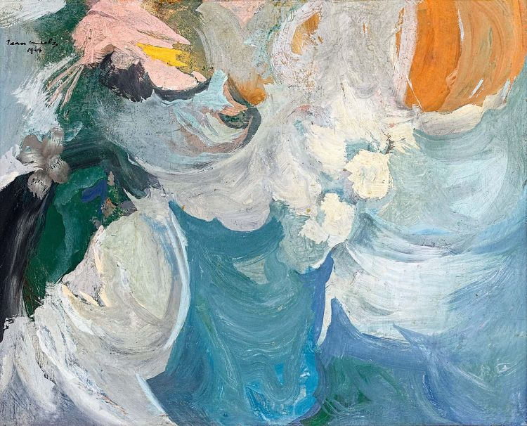 Jean Welz; Flower Composition
