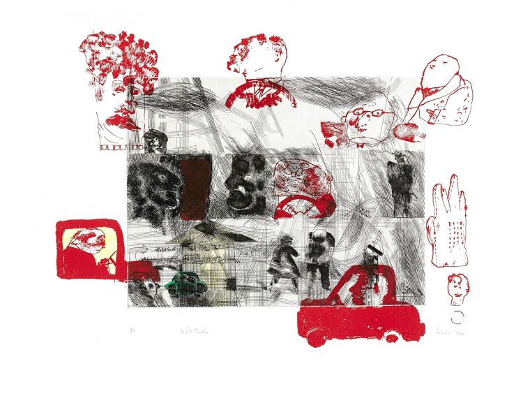 Robert Hodgins; Night Traffic
