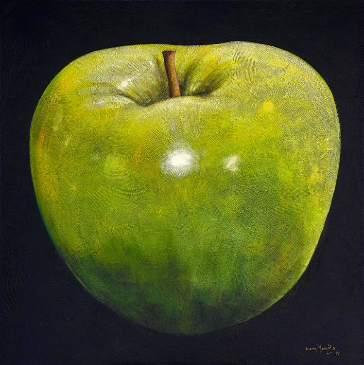 Velaphi (George) Mzimba; Green Apple