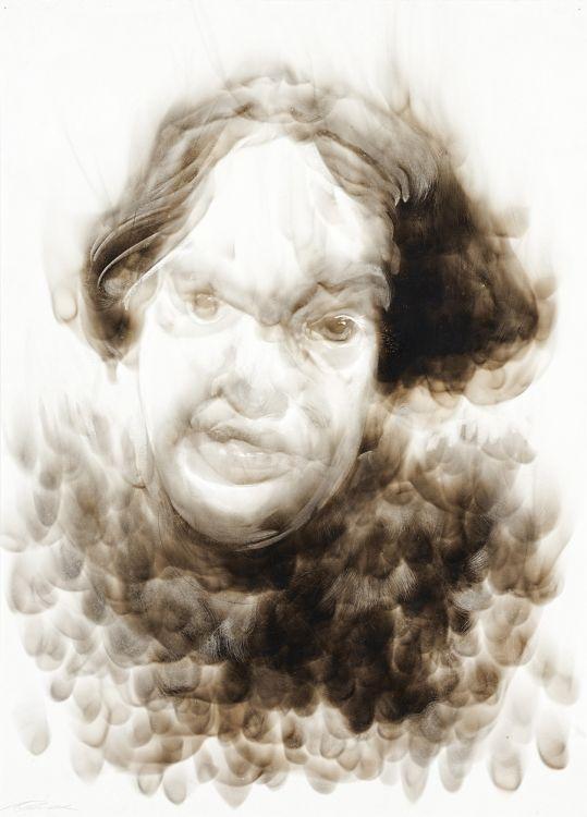 Diane Victor; Portrait II