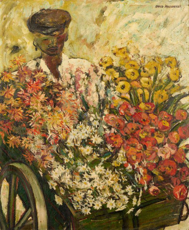 Ronald Mylchreest; Flower Seller