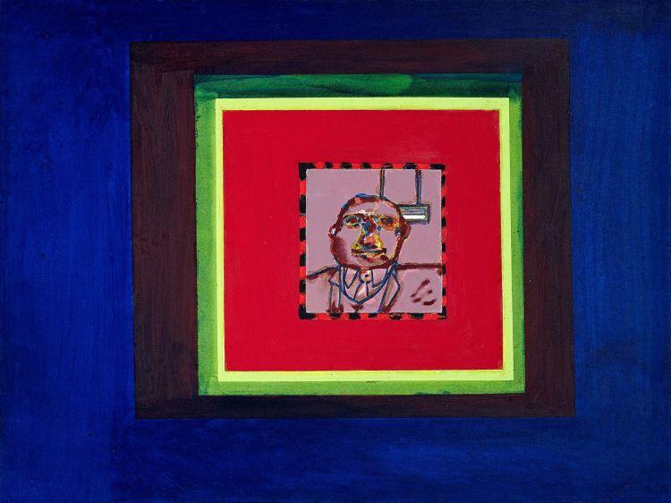 Robert Hodgins; Family Portrait