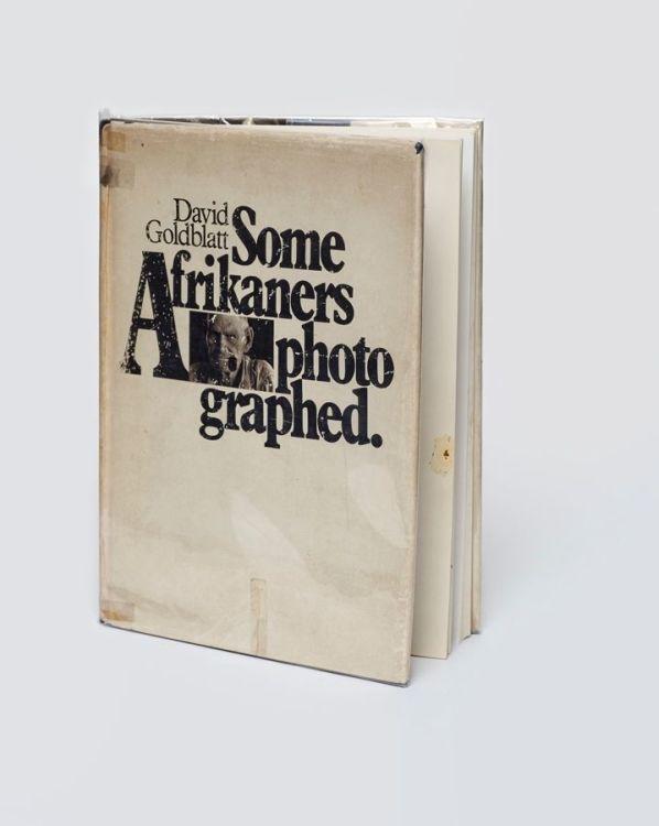 David Goldblatt; David Goldblatt: Some Afrikaners Photographed