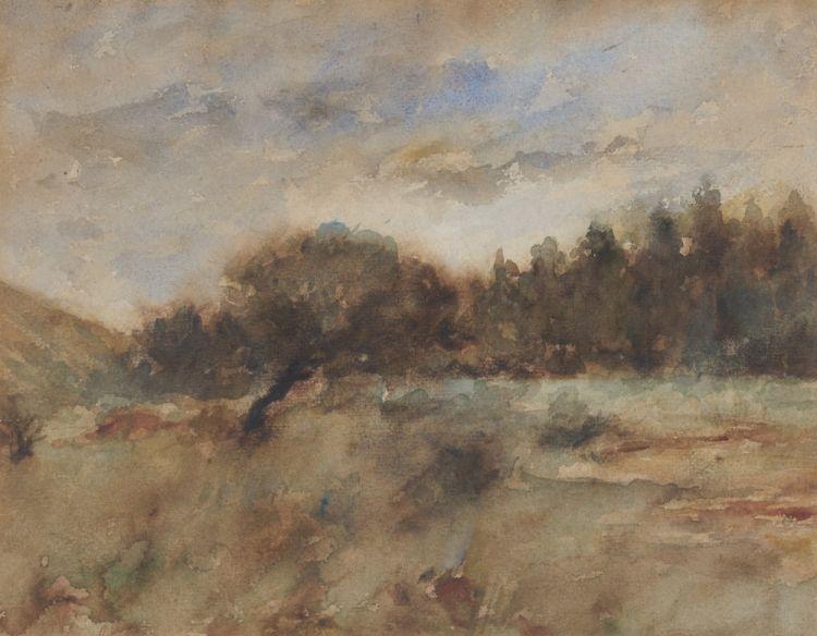 Pieter Wenning; Landscape