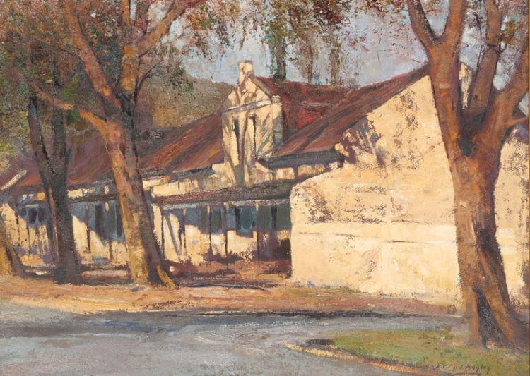 Errol Boyley; Shaded Homestead