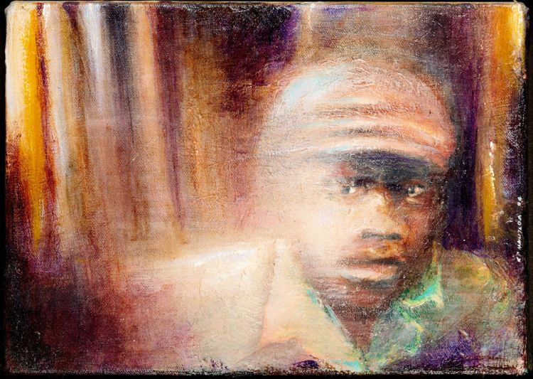 Kagiso Patrick Mautloa; Young Man