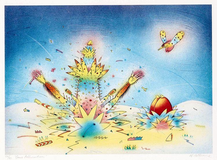 Norman Catherine; Cross Pollination