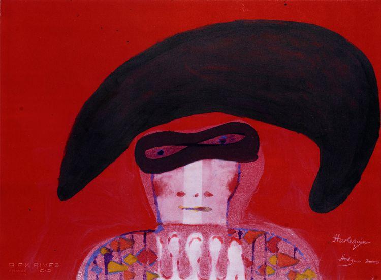 Robert Hodgins; Harlequin