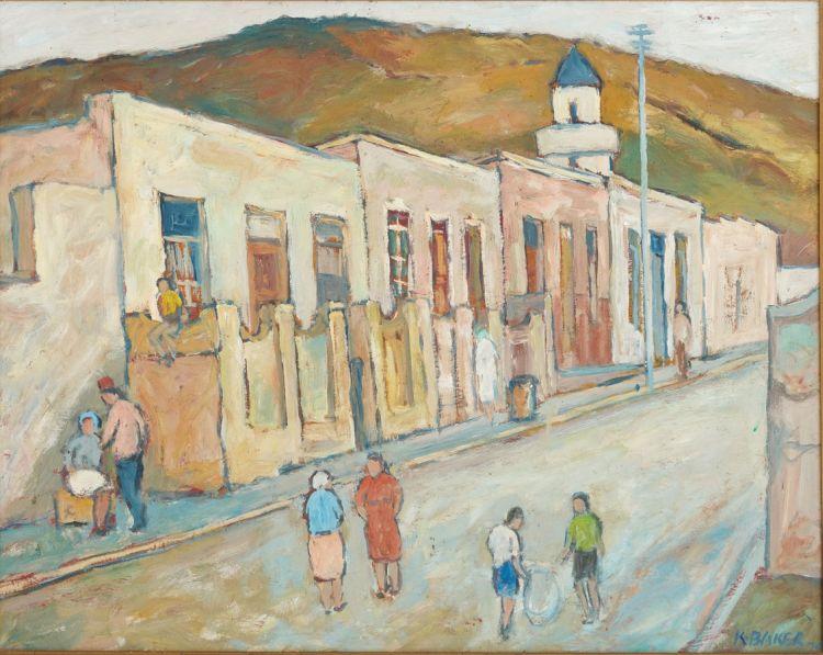 Kenneth Baker; Bo-Kaap