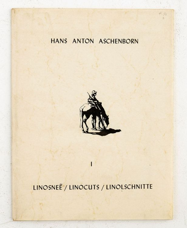 Aschenborn, Hans Anton; Lino Cuts
