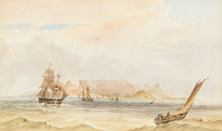 Selina Cherry; The Cape of Good Hope
