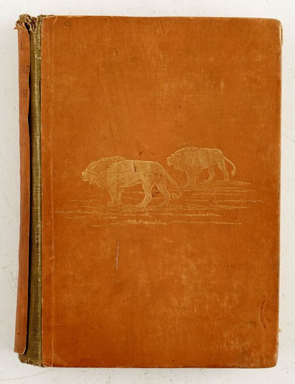 Selous, Frederick Courteney; Travel and Adventure in South-East Africa