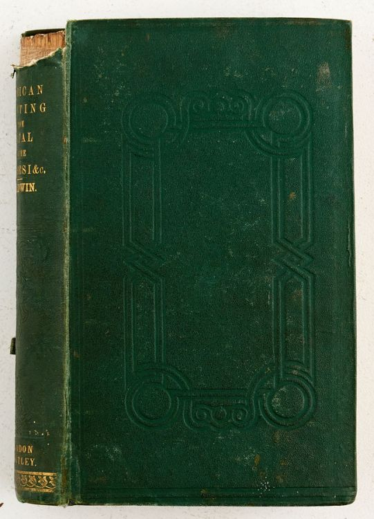 Baldwin, William Charles; African Hunting and Adventure from Natal to the Zambesi