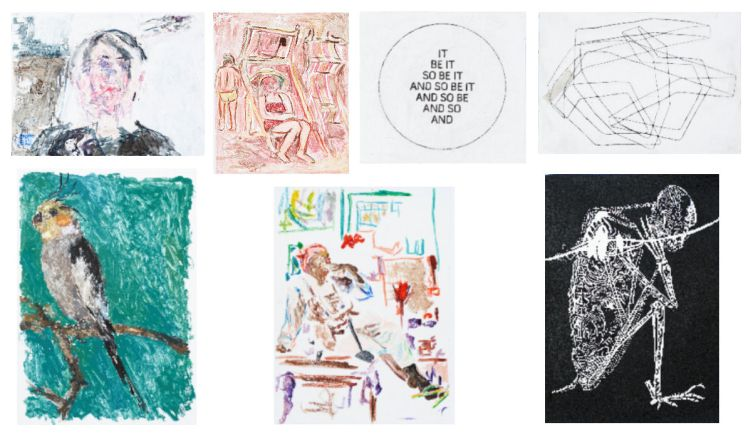 The Association of Visual Arts; Open Printmaking Studio 2015