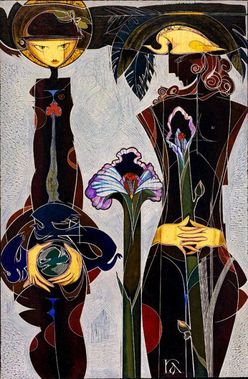 Raymond Andrews; The Gift