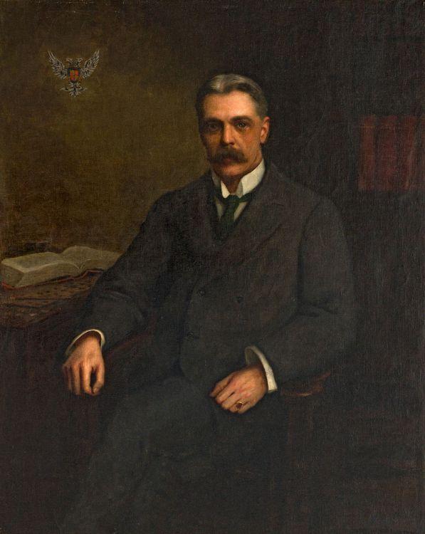 Cecil Kennedy; Portrait of a Gentleman