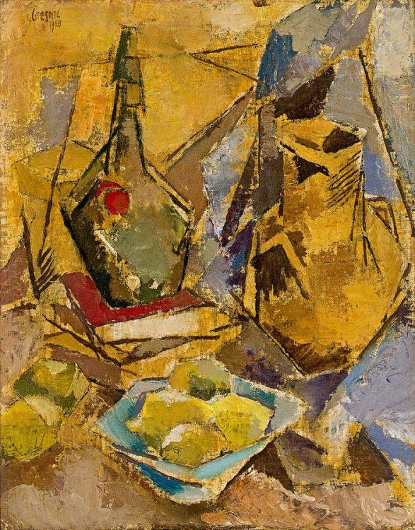 Gregoire Boonzaier; Vessels and Fruit