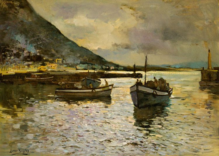 Errol Boyley; Hout Bay