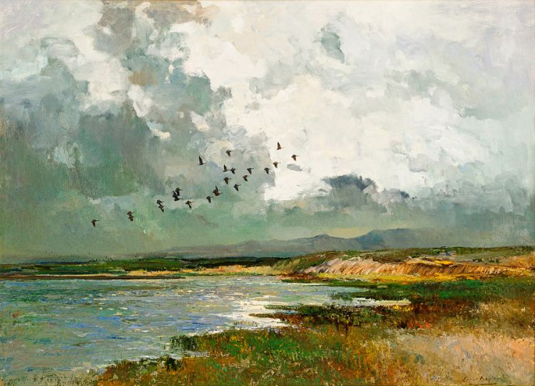 Errol Boyley; Coastline