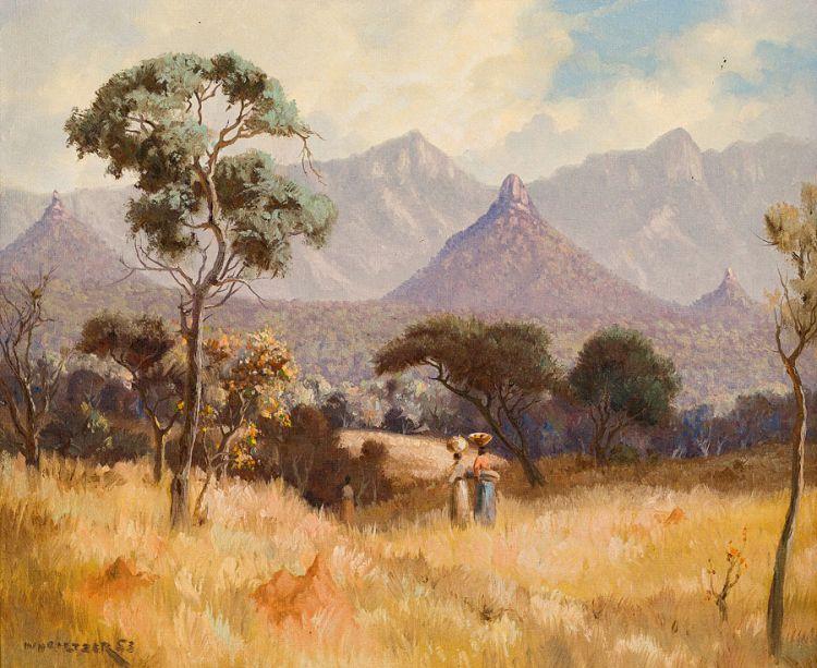 Willem Hermanus Coetzer; Veld, Eastern Transvaal