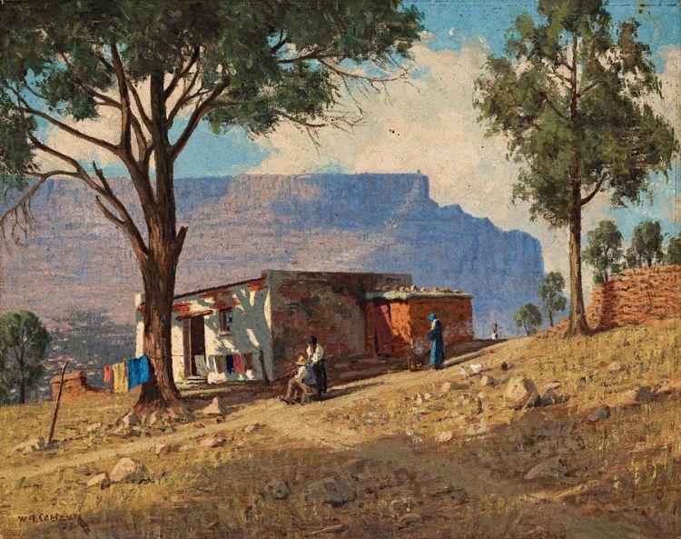 Willem Hermanus Coetzer; Table Mountain