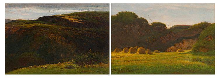 Joseph Knight; Farmlands, a pair