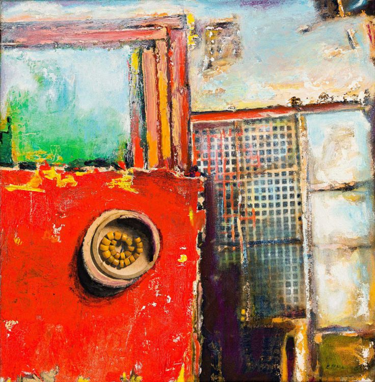 Kagiso Patrick Mautloa; Abstract Composition