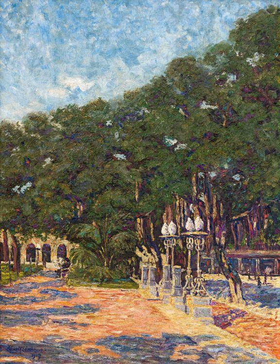Clément Sénèque; Town Gardens, Natal