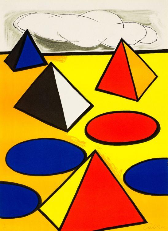 Alexander Calder; La Piege (The Trap)
