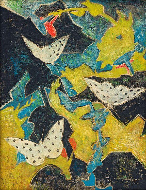 Eugene Labuschagne; Butterflies