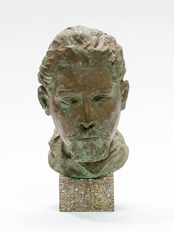 Cecil Skotnes; Portrait of Willem de Sanderes Hendrikz