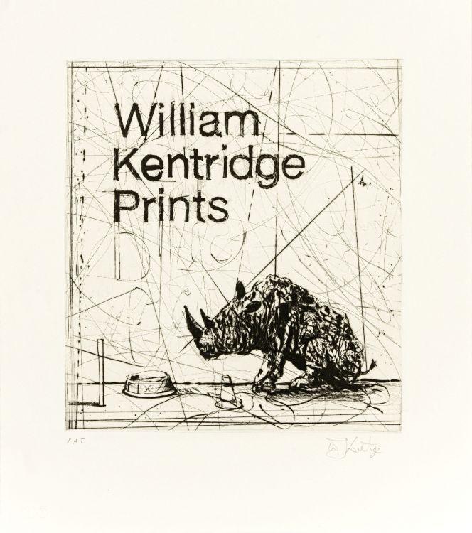 William Kentridge; William Kentridge Prints