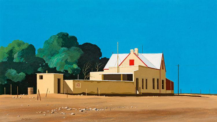 John Meyer; House for Sale, Nieu Bethesda