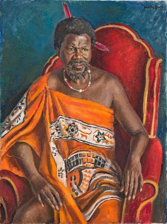 Alfred Neville Lewis; King Sobhuza II