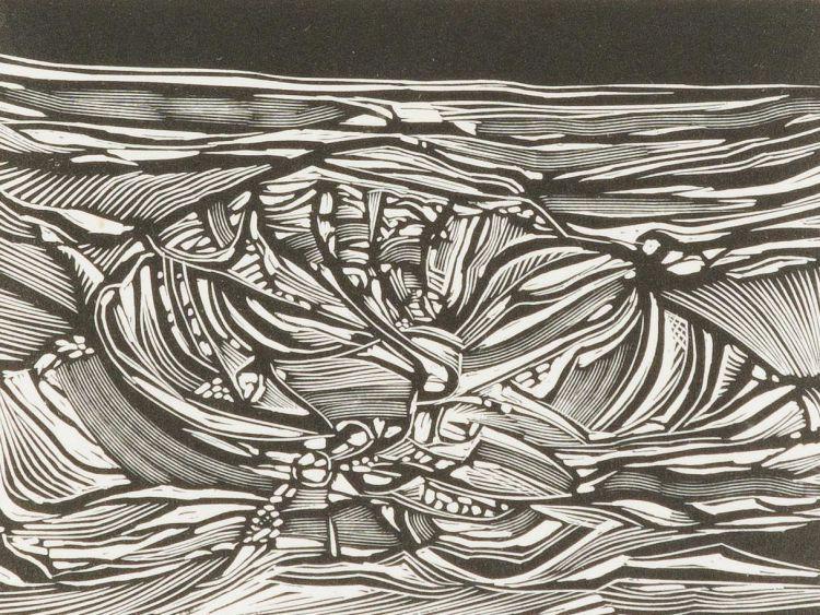 Cecil Skotnes; Abstract Landscape