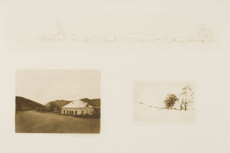 Emily Fellows; Mapping Calitzdorp III