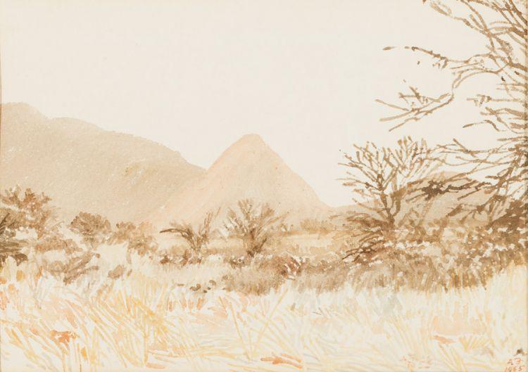 Adolph Jentsch; S.W. Afrika