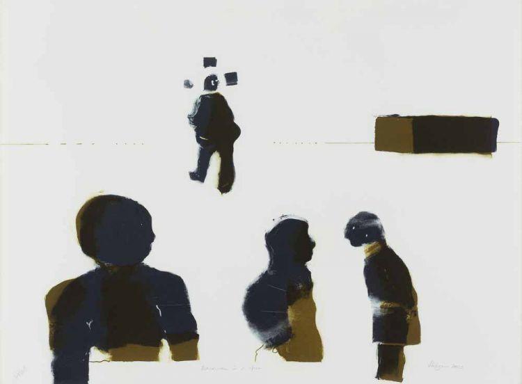 Robert Hodgins; Encounters in Space