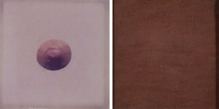 Marco Cianfanelli; Nipple and Blank, two