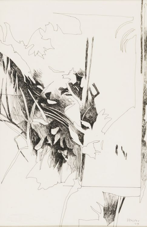 Andrew Verster; Foliage Study